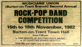 Town bands figure in big contest