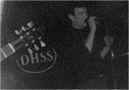 The DHSS - Tamworth Arts Centre - 1988/89