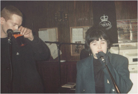 The DHSS at the Tavern in the Town - 28/04/88