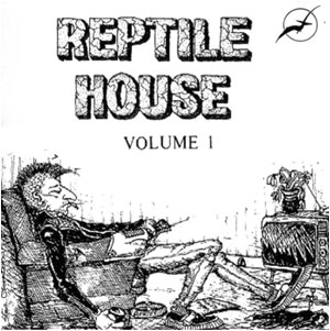 The first album put together by Lichfield Studio 'The Reptile House' has now arrived. It is superbly packaged and features 10 bands including our very own Catch 23 and Never Say Die. We will hopefully be reviewing it in the next couple of weeks but if you want a copy on spec (and it is worth it) I know for a fact that Catch 23 have a limited amount for sale at a crazy, knockdown price of just £2.50